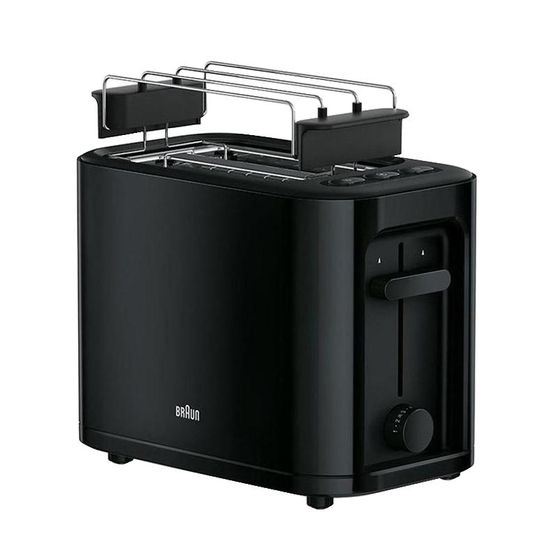 ტოსტერი BRAUN HT3010BK