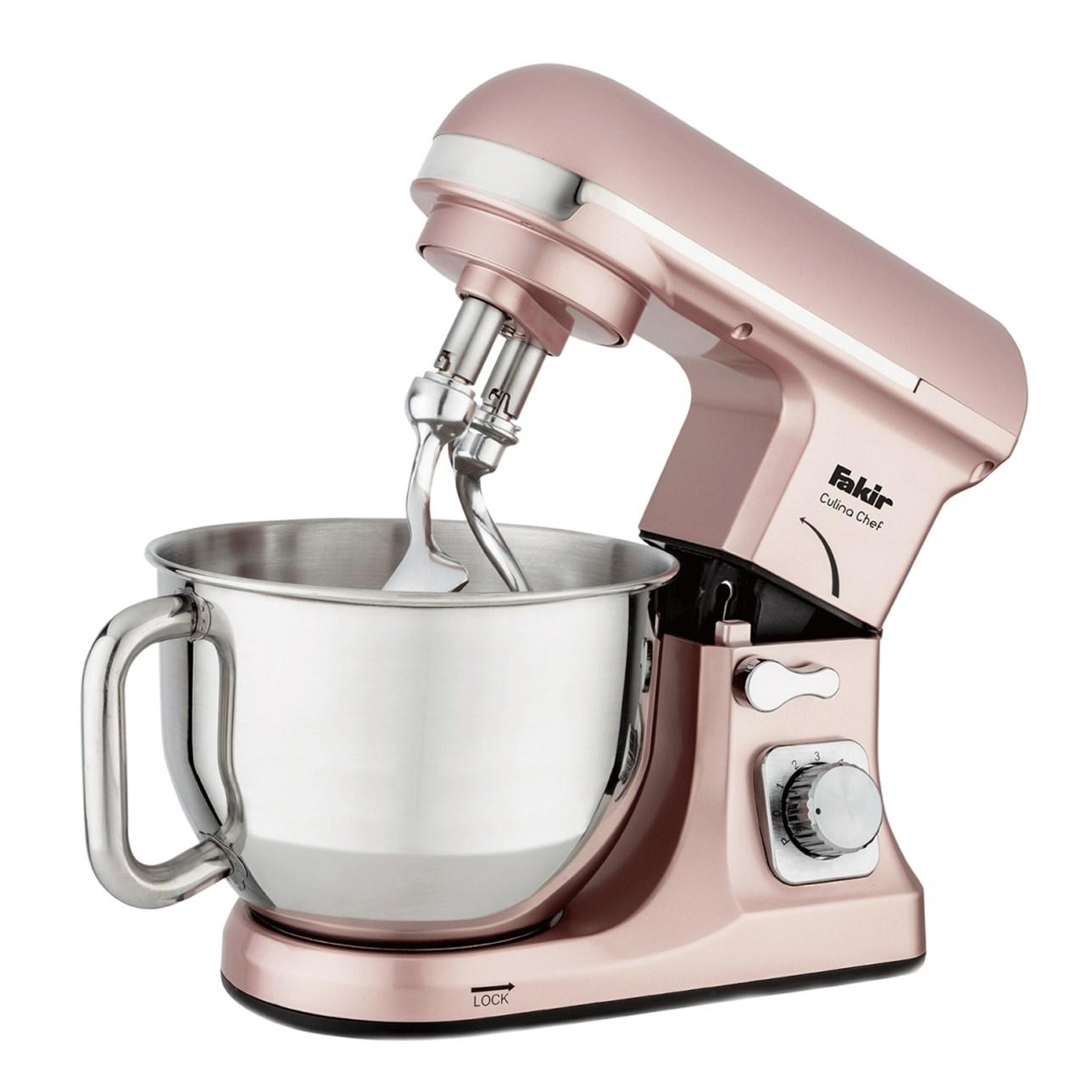 სამზარეულოს კომბაინი FAKIR CULINA CHEF STAND MIKSER-ROSIE